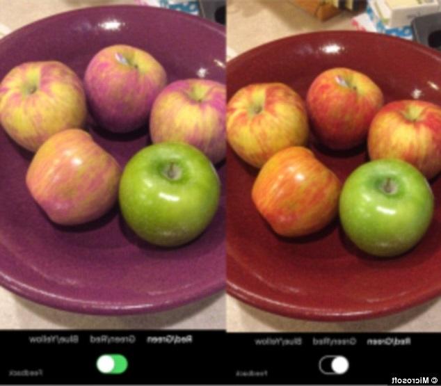 Как Microsoft помогает дальтоникам — приложение Color Binoculars
