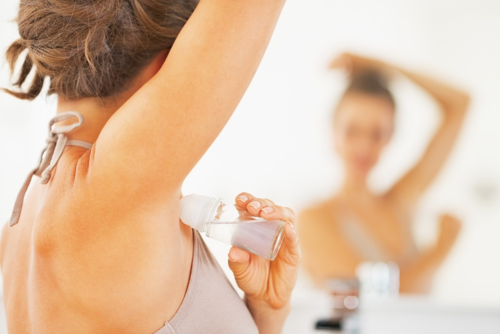 Чем можно заменить дезодорант?