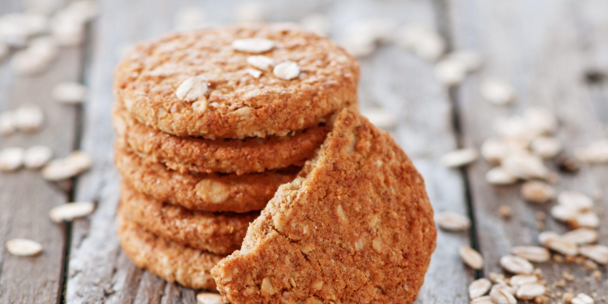 Рецепт овсяного ПП печенья: готовим вкусно и полезно
