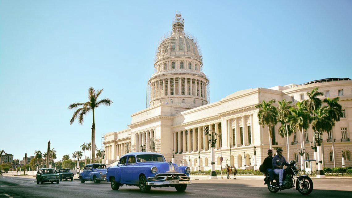 Capitolio Nacional de La Habana