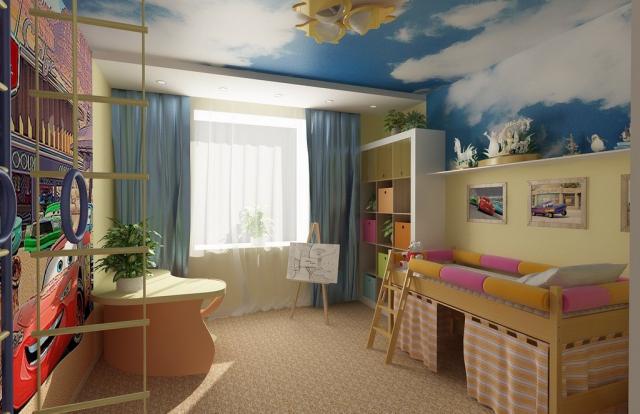 Ремонт потолка в квартире своими руками: поэтапно, идеи, фото, видео