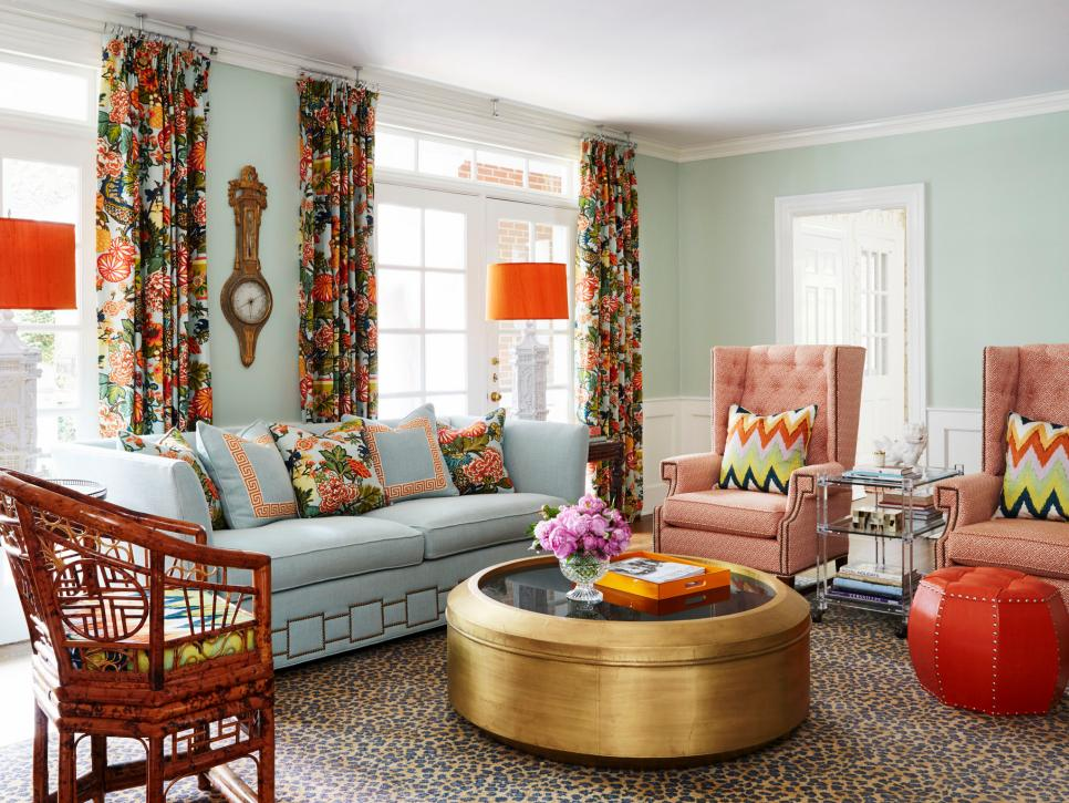 12 Bold Color Ideas for Every Room | HGTV