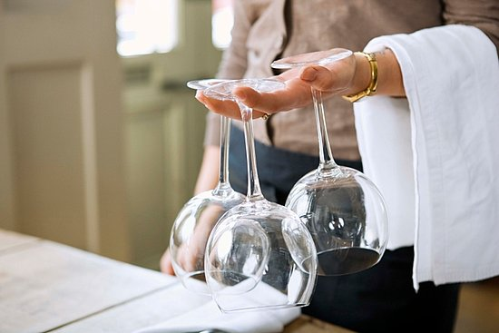 Секреты способы получить идеально чистые бокалы — Вкусно!