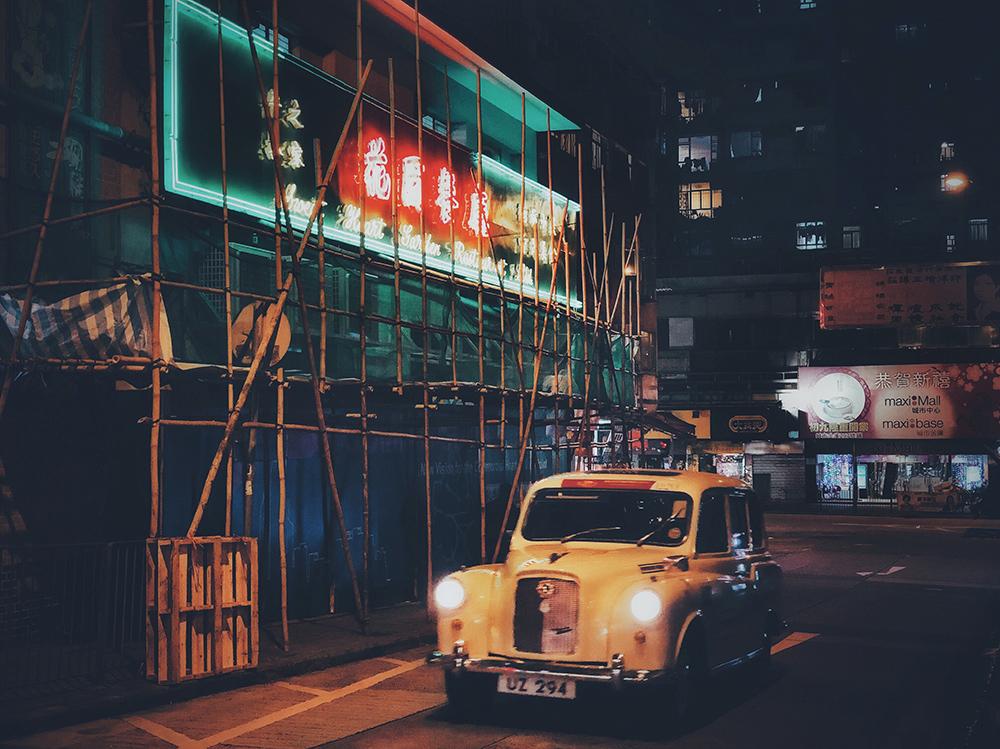 Мобильная фотография ночные кадры