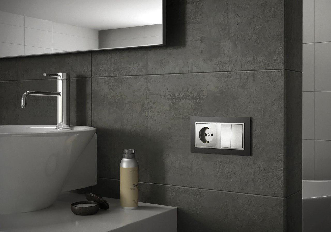Студия дизайна Visarteam | Блог о дизайне и ремонтным работам | Правильное и гармоничное размещение розеток и выключателей в интерьере