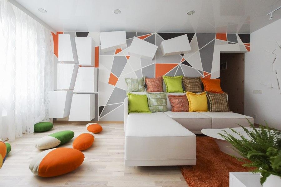 Геометрический формы в дизайне