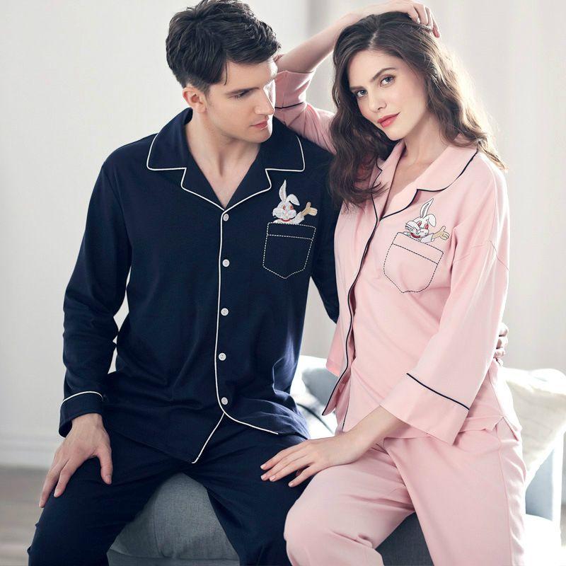 Домашние пижамы на двоих