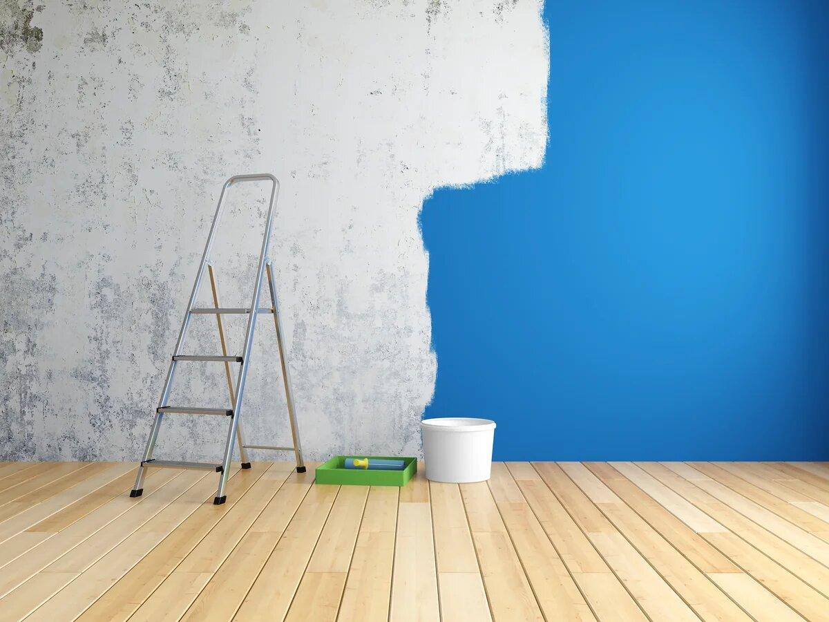Краска на стены