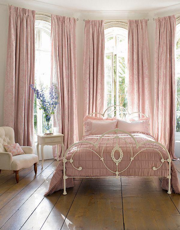 классические шторы на окна