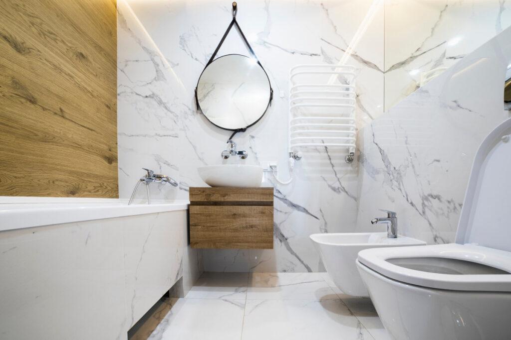 Модная ванная комната 2021 дизайн