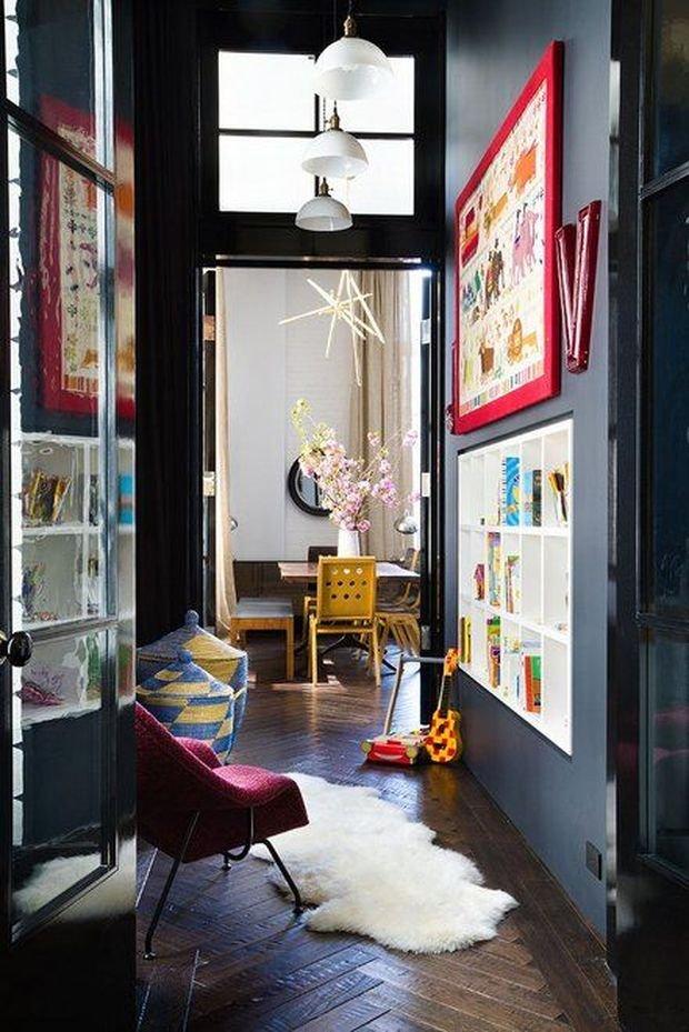 Фотография: Детская в стиле Скандинавский, Прихожая, Декор интерьера, Малогабаритная квартира, Квартира, Дом – фото на INMYROOM