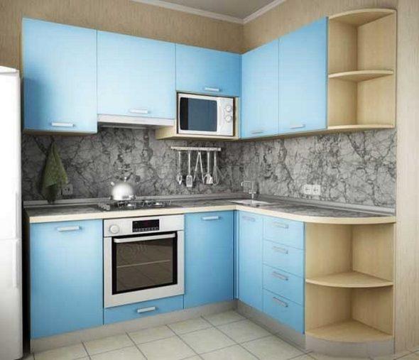 Кухонные гарнитуры угловые
